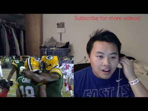 Giants vs. Packers | NFL Wild Card Game Highlights - REACTION!! (видео)