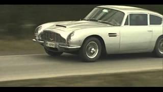 Aston Martin History -  Aston Martin DB5
