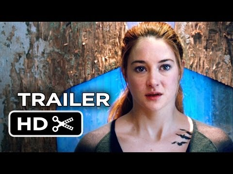 Divergent Official Trailer #1 (2014) - Shailene Woodley, Theo James Movie HD
