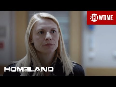 'Is He Gonna Wake Up?' Ep. 9 Official Clip | Homeland | Season 7