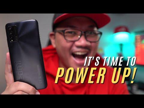 Xiaomi Redmi 9T Quick Review - BUDGET POWER!!! [TAGLISH]