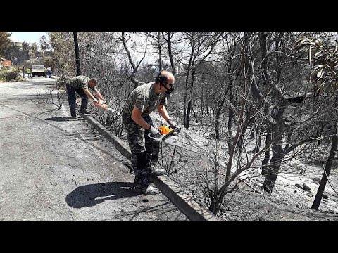 Μάτι: Μετά τις πυρκαγιές… κίνδυνος για καταστροφικές πλημμύρες…