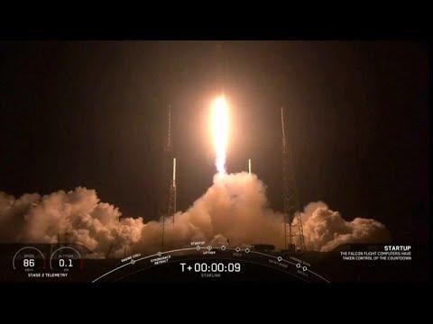 SpaceX: Σε τροχιά το πρόγραμμα Starlink