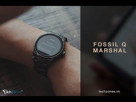 Giới thiệu về Fossil Q Marshal