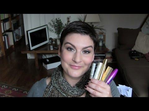 beaute Mes mascaras préférés maquillage