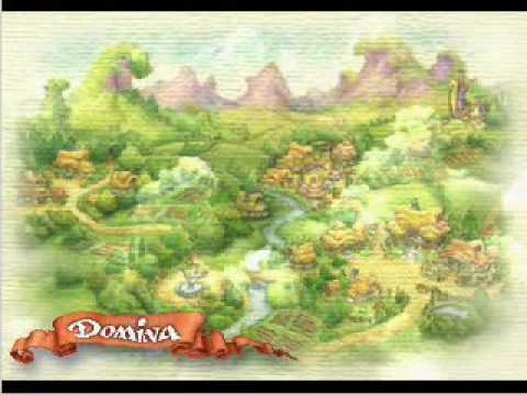 Legend of Mana (Owl City Fireflies) AMV (видео)