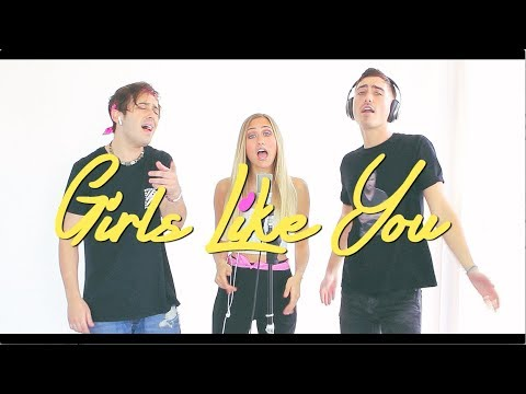 """Girls Like You"" - Maroon 5 Ft. Cardi B [COVER BY THE GORENC SIBLINGS]"