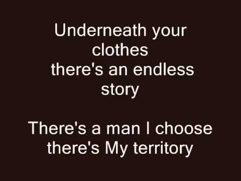 Underneath Your Clothes - Shakira (Lyrics)