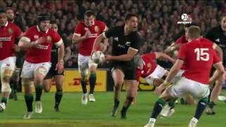 All Blacks v British & Irish Lions Third Test 2017 Video Highlights