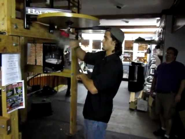 Watch This Guy Kills The Punching Bag!
