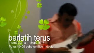 Video petikan gitar rhoma di ruang tunggu jelang konser MP3, 3GP, MP4, WEBM, AVI, FLV Agustus 2018