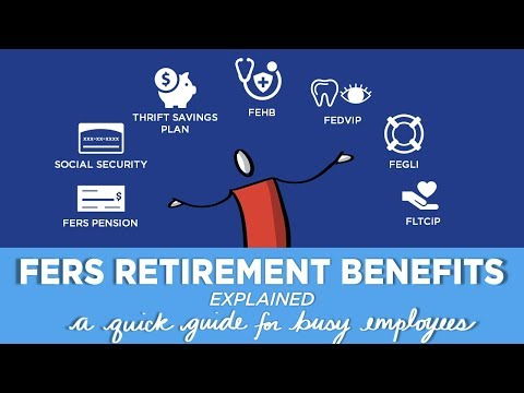 FERS Retirement Benefits Explained (A quick guide for busy employees)