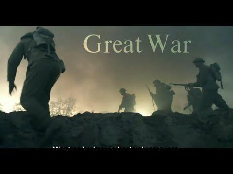 Sabaton - Great War (subtitulado español)