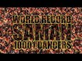FULL! 10001+ SAMAN DANCERS   Rehearsing @1000 Bukit Stadium Blangkejeren Gayo Lues Aceh 12/08/17