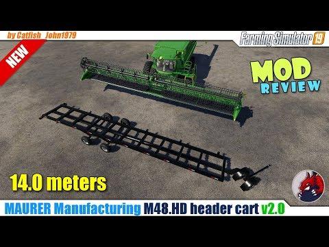 Maurer Manufacturing M48.HD v2.0