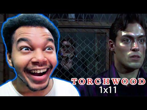 """Torchwood Season 1 Episode 11 """"Combat"""" REACTION!"""