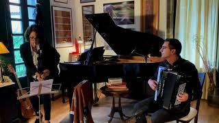 Oblivion (A. Piazzolla) – Cristina Pato & Roberto Comesaña 2020