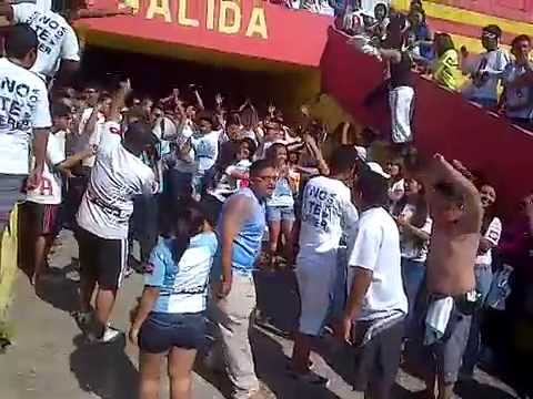 Muchachos, traigan vino hoy juega Alianza!! - La Ultra Blanca y Barra Brava 96 - Alianza