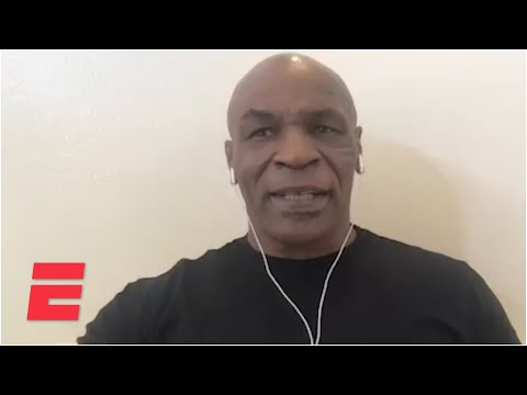 Mike Tyson on Roy Jones Jr. fight and being back in the ring | ESPN