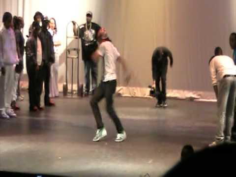 FootWorKingz Vs FootWorK Godz @ FWK Video Premiere Party