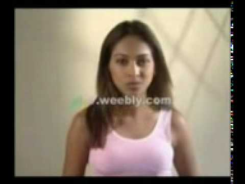 hot sri lanka model actress girl nehara chaturika test video