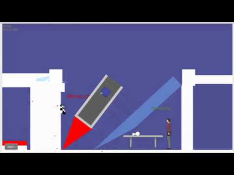 Let's Play Happy Wheels - I Can Fly!!!