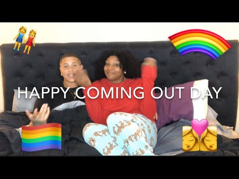 OUR COMING OUT STORY | NATIONAL COMING OUT DAY | Q & A