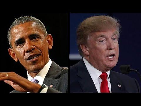 Από τον Μπαράκ Ομπάμα στον Ντόναλντ Τραμπ