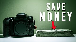 Best Camera Trick for Saving Money!