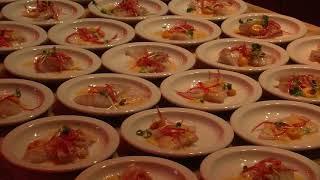 Culinaire  veilingavond bij IJsselmeervogels