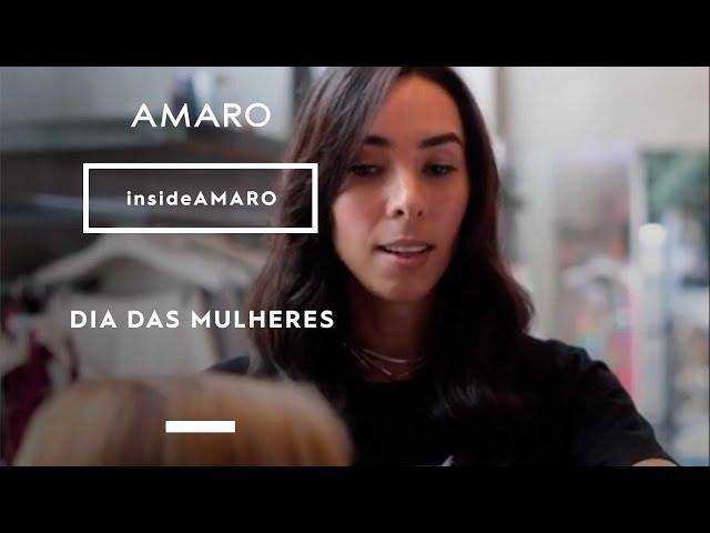 Dia Das Mulheres AMARO | #insideAMARO - Amaro