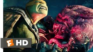 Nonton Teenage Mutant Ninja Turtles 2 (2016) - Fighting Krang Scene (10/10) | Movieclips Film Subtitle Indonesia Streaming Movie Download