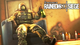 Rainbow Six Siege - Random Moments #21 (Funny Explosions, Having A Sit Down!)