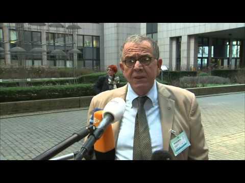 Δήλωση Γ. Μουζάλα κατά την άφιξή του στο Συμβούλιο των υπουργών Εσωτερικών της Ε.Ε.