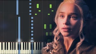"""Follow me on Twitter: https://twitter.com/HariSivanMusicThis is the Synthesia for my piano cover / arrangement of Blood of My Blood from Game of Thrones. This theme is closely associated with Daenerys Targaryen and her dragons. Game of Thrones is an adaptation of """"A Song of Ice and Fire"""", a series of fantasy novels by George R. R. Martin, and its OST was composed by Ramin Djawadi. I hope this Synthesia piano tutorial is helpful! Please show your support by subscribing.My other Game of Thrones covers:Blood of My Blood - Piano★ https://youtu.be/DhdvEQ--lhcFinale (Daenerys Targaryen Theme) - Piano (Synthesia)★ https://youtu.be/ODV7FXlXanMWinterfell - Piano (Synthesia)★ https://youtu.be/q5hUBSdW_XEWinterfell - Piano★ https://youtu.be/-cDpPhATwpQFinale (Daenerys Targaryen Theme) - Piano★ https://youtu.be/GwXD-pYGsX8Arranged and Performed by Hari SivanRecorded: August 12th 2017"""