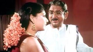 Romance - Pantulu Breaking Cot - Y Vijaya, Gollapudi Maruti Rao