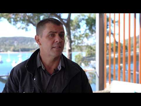 Architect Mark Korgul from Watershed Design talks about Vergola