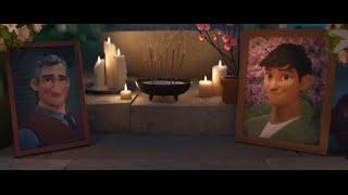 Big Hero 6  Tadashi Hamada Dies   Movie Scene  High Quality From Dvdscr X264