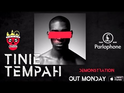 Tinie Tempah: Pre-order Demonstration NOW!