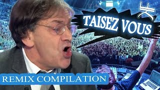 Video Alain Finkielkraut - TAISEZ VOUS (Remix Compilation) MP3, 3GP, MP4, WEBM, AVI, FLV November 2017
