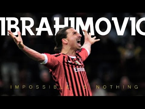 Zlatan Ibrahimovic ● The Impossible Man ▶ Craziest Goals & Skills Ever ◀