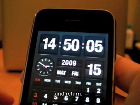 The First iPhone Clock App I Actually Paid Money For