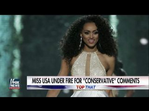 Top That!: Conservative Miss USA vs. 'Romphim'