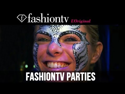 The Best of FashionTV Parties – February 2014