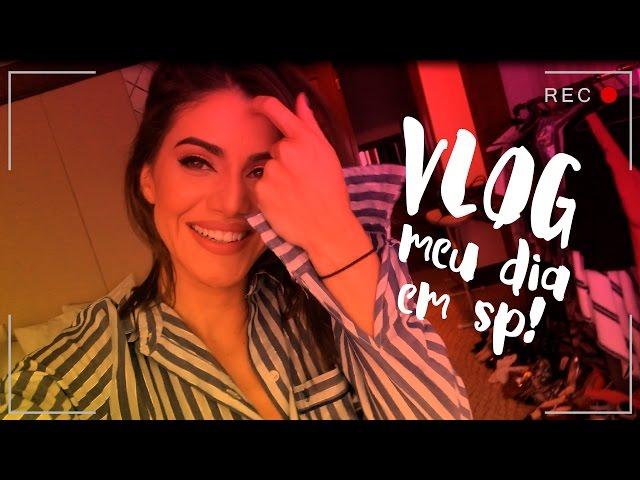 #CamiVlog: Evento, Gravação e Sofrência! - Super Vaidosa