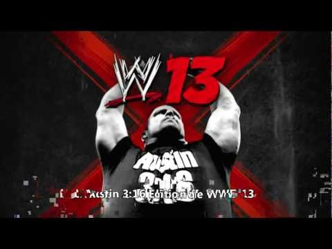 WWE' 13 : une édition collector Stone Cold Steve Austin