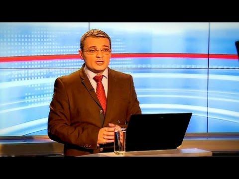 Ora de ştiri, cu Mihai Rădulescu, la TVR1