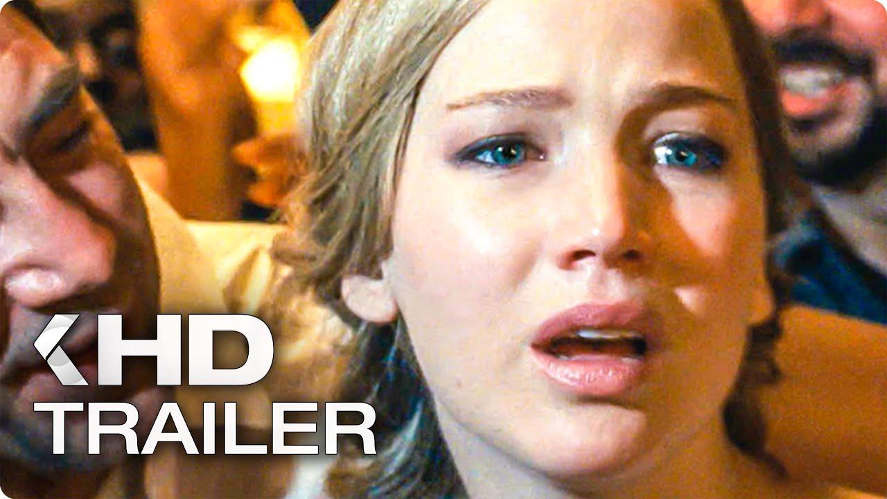 MOTHER! Trailer 2 (2017)