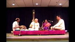 PAGES FROM NAG RAO'S MUSIC DIARY: GREAT PERFORMANCES: K.V. N. IN CHICAGO (2000):MRIDANGAM SOLO