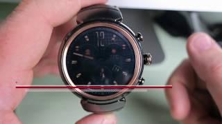 Recensione Asus Zenwatch 3 Android Wear aggiornato